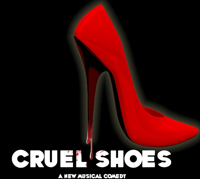 Cruel Shoes logo no credits